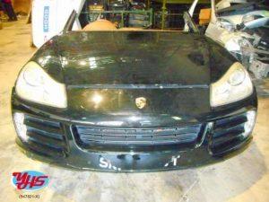 Porsche 957 Half Cut