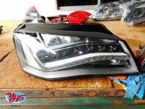 Audi A8 Old Model Headlight