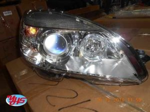 Mercedes Benz W204 Old Model Headlight