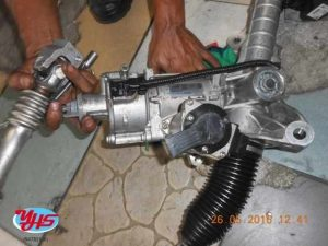 BMW F10 LCI Steering Rack