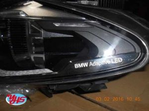 BMW F10 LCI Head Light