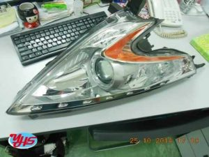 Nissan Fairlady 370Z Head Lamp