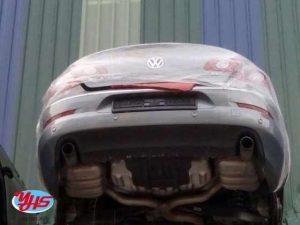 Volkswagen Passat CC Half Cut