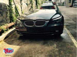 BMW E60 LCI