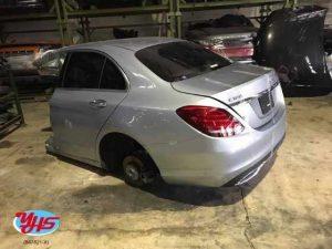 Mercedes Benz W205