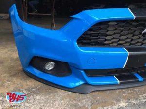 Mustang Bumper Complete