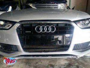Audi A4 Half Cut