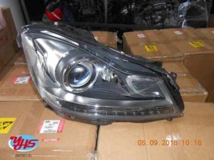 Mercedes Benz W204 HeadLight