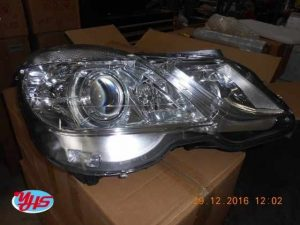 Mercedes Benz W212 Headlight