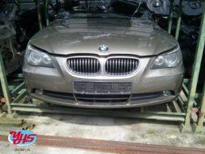 BMW E60 Half Cut