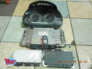 BMW F10 ECU and Meter