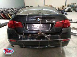 BMW F10 520d Rear Cut