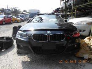 BMW F30 Half Cut