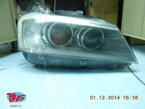 BMW X3 Head Lamp