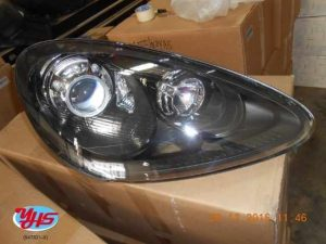 Porsche Cayenne 958 Headlight