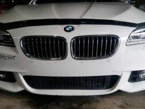 BMW F10 LCI Half Cut