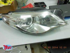 Volkswagen Passat CC Head Lamp