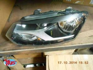 Volkswagen Polo Head Lamp