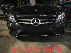 Mercedes Benz W205 (Facelift)Half Cut